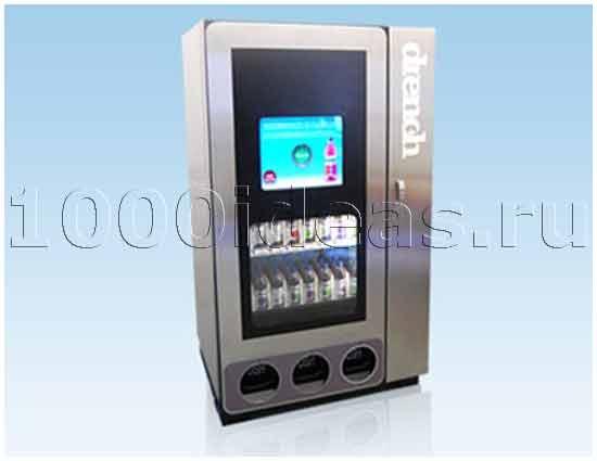Умный вендинговый автомат