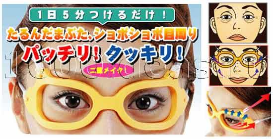 Антиэйдж очки против морщин