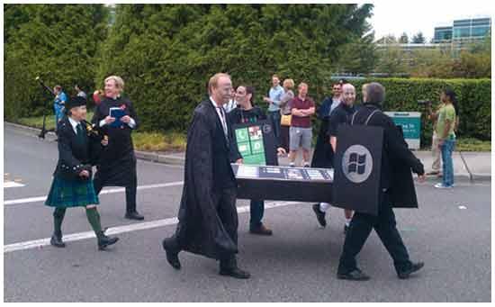 Идея № 2065. Похороны конкурентов Microsoft