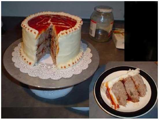 Идея № 2128. Мясные кексы и пирожные от мясной кондитерской