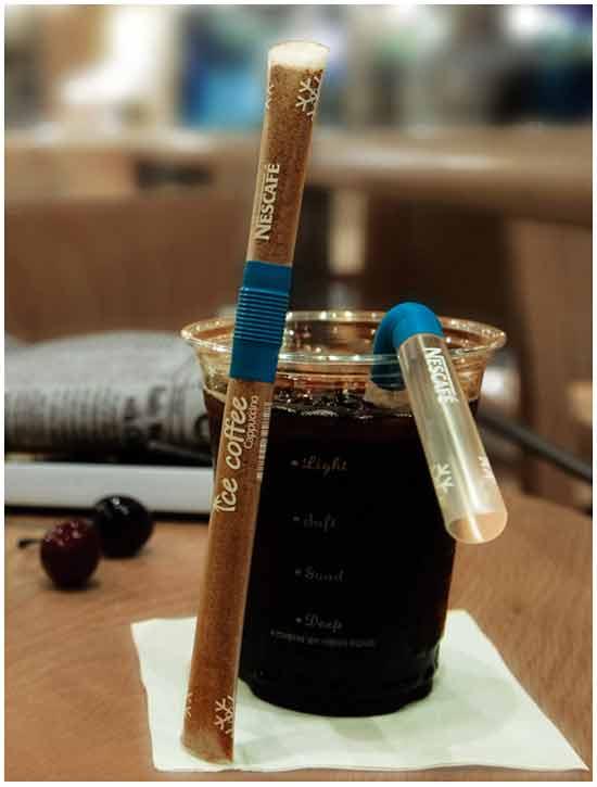 Идея № 2129. Оригинальные одноразовые пакетики кофе
