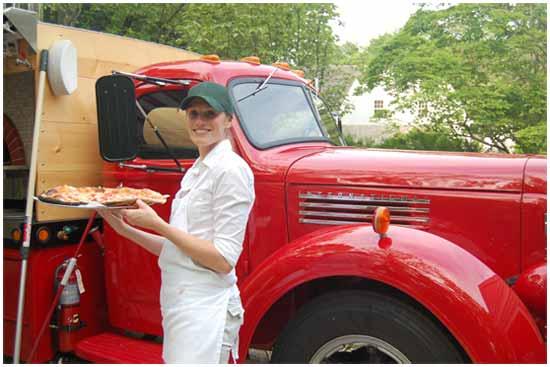 Бизнес идея № 2138. Пиццерия на колесах