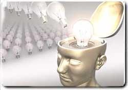 Ищем бизнес идеи - иллюстрация. Простой способ поиска идеи бизнеса.