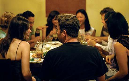 Два друга Эдди Лу (Eddy Lu) и Дайшин Сугано (Daishin Sugano) организовали необычный бизнес на знакомствах в ресторане.