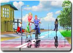 Бизнес идея № 2285. Дорожное покрытие, преобразующее солнечную энергию