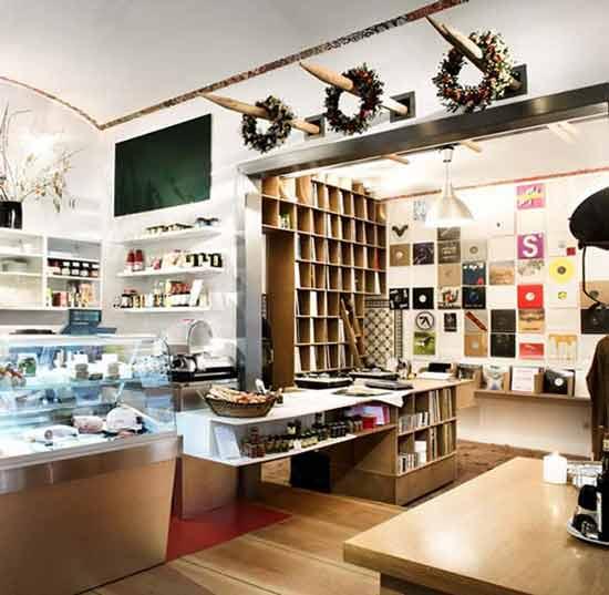 В столице Австрии Вене был открыт необычный магазин под названием Tongues.