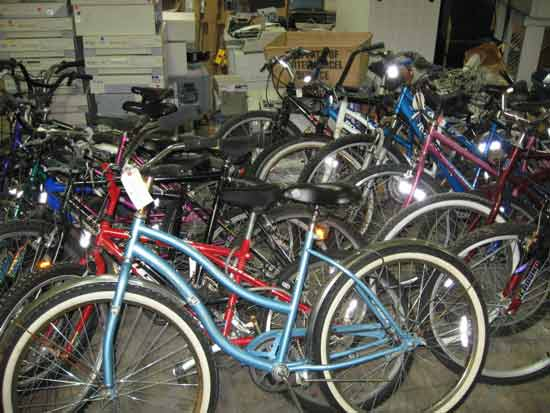 �������� Bicycle Library �� ������� ������� ������������ ����������, ��� ����� ����� ��������� ��������.