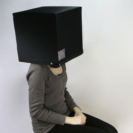 Коробка для мышления, или коробка мыслей (Thought Box) – изобретение английского дизайнера Холли Палмер.