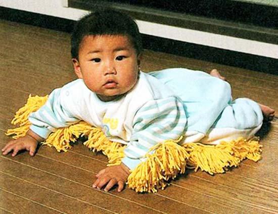 В Японии возникло целое направление, связанное со странными, глупыми изобретениями, которое получило название Chindogu.