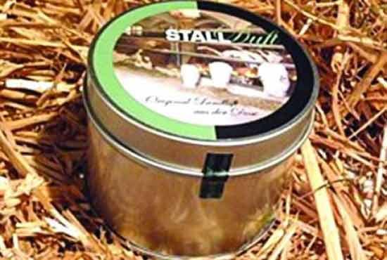Необычный продукт — консервированный деревенский воздух получил название 'Countryside air to go'.
