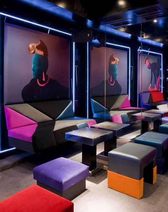 В Мадриде открылся необычный, экстравагантный ночной клуб Club MUSEE.