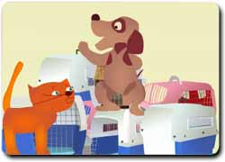 PetRelocation - служба международной перевозки домашних животных