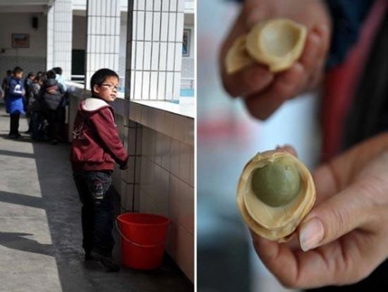Благодаря этому необычному блюду (энергетическим яйцам), город Донгянг притягивает огромное количество туристов.