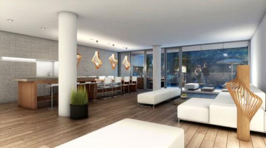 Архитектор Дермот Свини (Dermot Sweeny) назвал свой гибкий дом FlexNat?r.