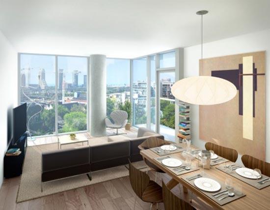 В квартирах дома, легко меняющего планировку, FlexNat?r отсутствуют привычные кирпичные или бетонные стены.