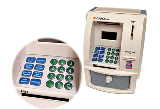 ���������� ��������������� ��������� �������� ����-�������� Personal ATM machine, � ������� �������� ����� ������� ����� ��� ���������� � ��������.
