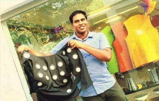 Индийский изобретатель Кранти Киран Вистакула (Kranthi Kiran Vistakula) разработал линию одежды с климат-контролем, благодаря которой обладатель таковой будет чувствовать себя комфортно при любых экстремальных температурах.