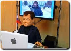 Куклы-роботы за 150 тысяч рублей
