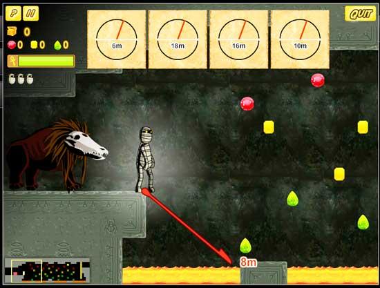 В отличие от обычных онлайн-игр для подростков, где  одной из главных задач является поражение противника, математические игры  Mongahigh предлагают игроку решить ряд задач и примеров.
