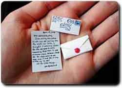 Бизнес идея № 654. Бизнес на крошечных письмах