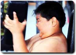 Детский фитнес-лагерь для похудения