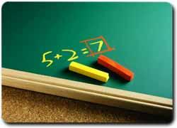 Бизнес идея № 2543. Уроки математики в полцены