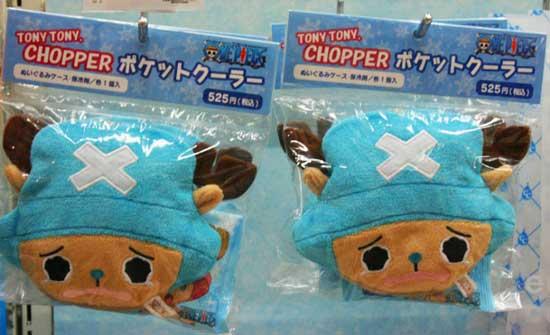 Необычные охладители из Японии - охладители-игрушки, которые работаю по принципу грелки.