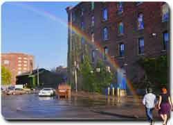Бизнес идея № 2232. Искусственная радуга