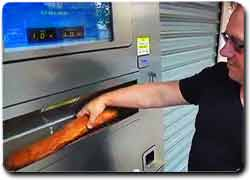 Бизнес идея № 2552. Вендинговые автоматы по продаже свежего хлеба
