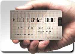 Бизнес идея № 1478. Банковская карта, контролирующая расходы
