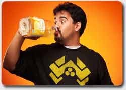 Набор для создания алкогольного напитка из сока