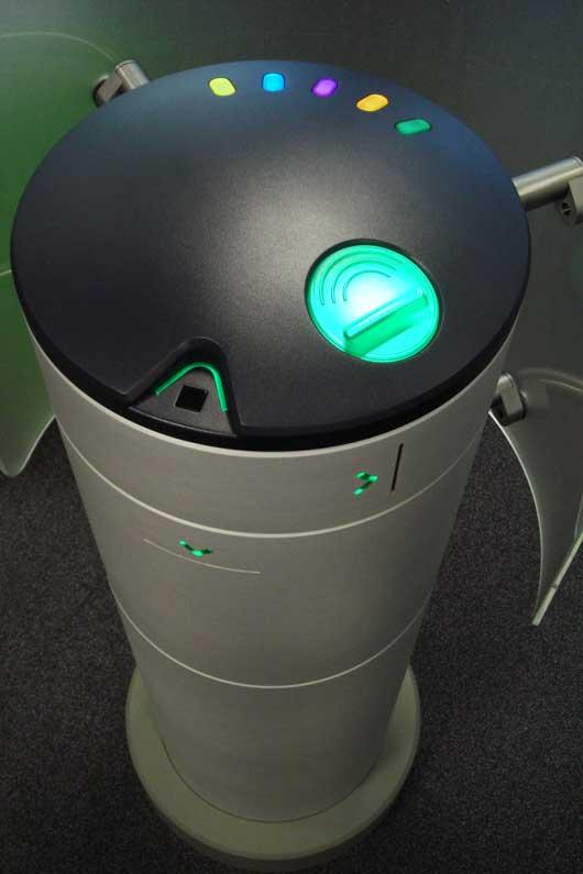 Пять прототипов банкоматов для неграмотных Pillar в ближайшее время будут протестированы в США, а затем, в случае положительного решения, в течение года появятся в Китае и Индии.