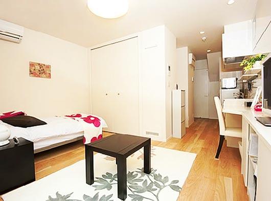 PanaHome's Lacine Inokashira – это своего рода женское общежитие для незамужних, которое, однако, имеет принципиально иной формат.