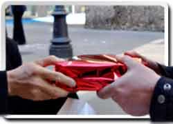 Бизнес идея № 1515. Подарочные ваучеры для супругов, собирающихся разводиться