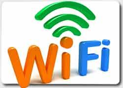 Бесплатный WiFi-интернет в магазинах