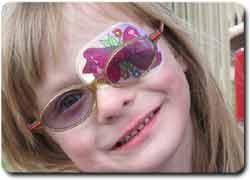 Бизнес идея № 1997. Глазные стикеры для детей