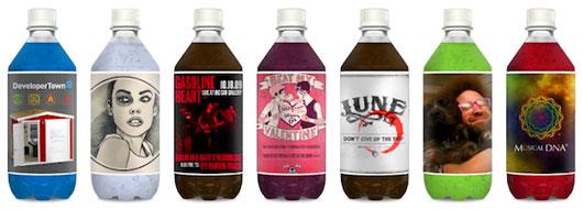 Производитель прохладительных напитков uFlavor совместно с компанией Flavors of North America (FONA), занимающейся выпуском вкусовых добавок, запустили новый интернет-проект