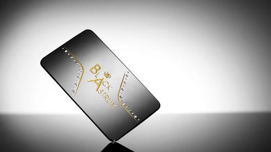 Небольшая компания из Беркшира (Англия) производит драгоценные визитки, инкрустированные бриллиантами средней стоимостью в $1,500 за одну визитную карточку!