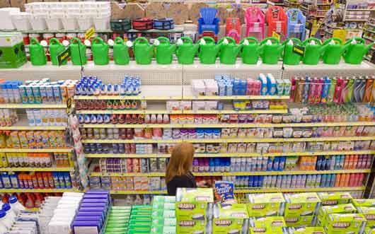 Американские «долларовые магазины» переживают второе рождение.