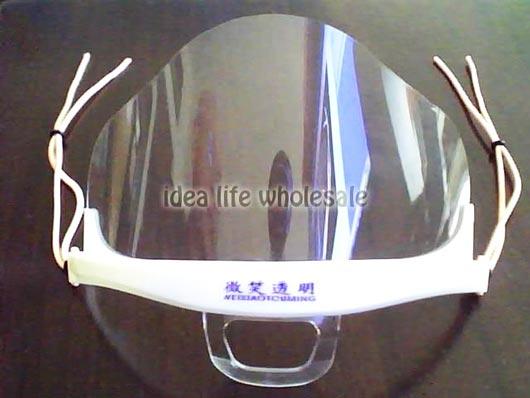 Прозрачную медицинскую маску для повседневного использования Masclear разработали сотрудники компании Prosperity Network, Inc.