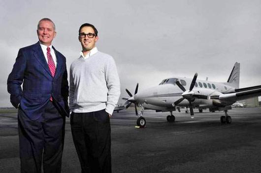 Сайт Social Flights – это социальная сеть, позволяющая организовывать совместные полеты на частных самолетах.