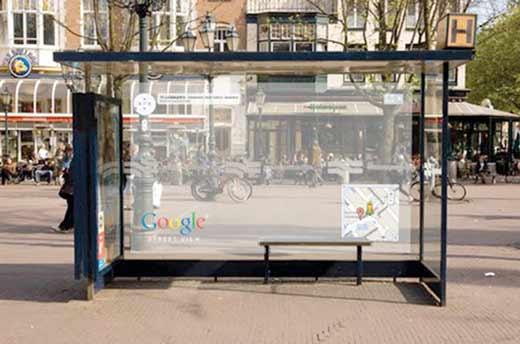 Мир «глазами» Google Maps
