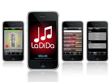 Мобильное приложение, которое пишет песни из вашего лепета