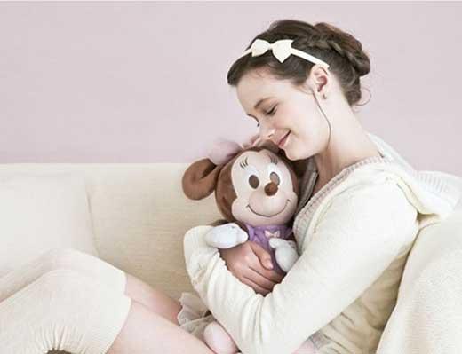 Дышащая игрушка для сна из Японии