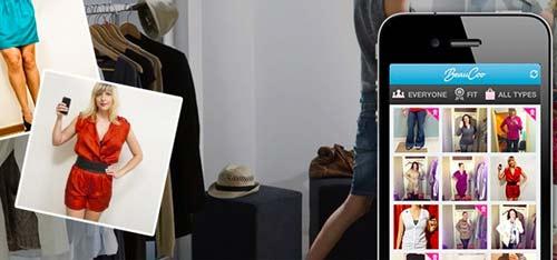Мобильное приложение для шопинга