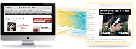 Новая платформа для превращения редакционных материалов в рекламные