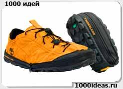 ...выпустила на рынок необычные мужские складывающиеся кроссовки под...