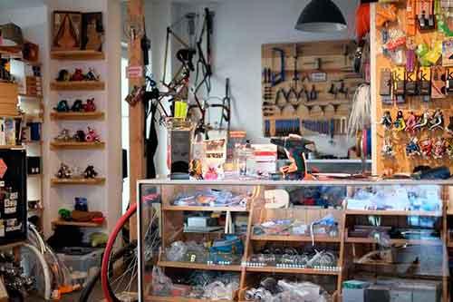 поддержка велосипедного движения