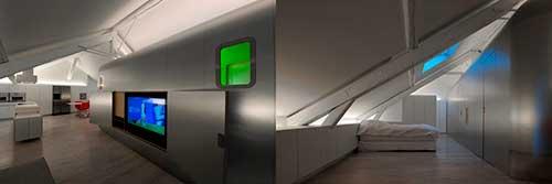 концептуальный лофт в Бельгии