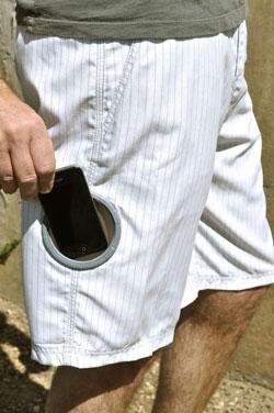 непромокаемый карман